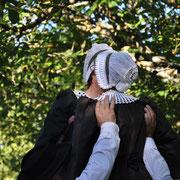 groupe folklorique en dordogne périgord noir le pélélé danse tradtionnelle folklorique les ménestrels sarladais costume traditionnel   périgord noir costume traditionnel du périgord musique