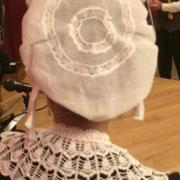 groupe folklorique en dordogne périgord noir traditions occitanes coiffe de dentelle tradition périgourdine costume traditionnel vêtement de nos aïeux broderie col au crochet  ou dentelles