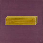Roter Balken 2010 - Acryl auf Mischgewebe, 4 tlg je 60 x 60 cm für Roth & Lorenz GmbH