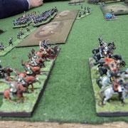Campagna del Belgio 1815. L'avanzata dell'esercito Francese comandato dalla squadra Cortinovis-Cardelli