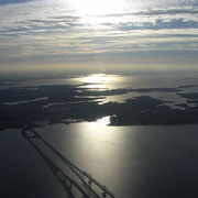 Chesapeake bay Bridge.