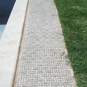 Mosaico de Travertino 3d 6