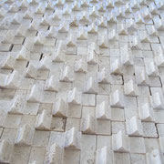Mosaico Triangulo 3D 2