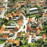 Postkarte von Crawinkel - (c) Flugroge, www.flugroge.de