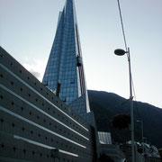 Caldea, Andorra - Alexandre Chartrand ©2009