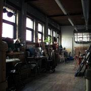 L'atelier - Alexandre Chartrand ©2010
