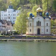 Russische Kirche und Schloss Balmoral