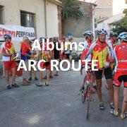 ALBUMS ARC ROUTE