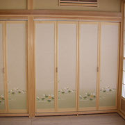 f-4 襖折戸