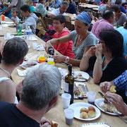marchés de pays - burlats - hameau de thouy - Tarn - Sidobre