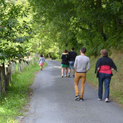 Gites de Thouy - Familles et cousinades, promenade dans la nature - Sidobre - Tarn