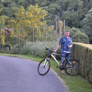 Vtt - hameau de thouy - sidobre - Tarn -