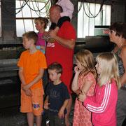 visite d'une entreprise granit - hameau de thouy - sidobre