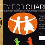 Grafik Design Einladungskarte >> Graphic Design Invitation Card,  210 x 105 mm