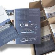 Broschüre 4-seitig, Independence Cruiser GmbH >> 4-page brochure, www.independence-cruiser.com