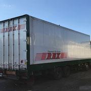 2019年千葉県成田市看板製作 REX 様 大型トラックマーキング デザイン、製作、施工
