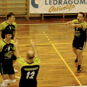 VOLLEYBAS - TRIESTINA VOLLEY    3:0
