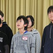 6年生 創作劇「宮沢賢治 ~イー八トーブの世界~」