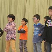 3年生 音楽「秋の音楽祭2014 ヒカレ☆3年生」