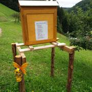 Bienenschaukasten zum hineinschauen