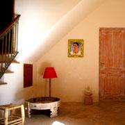 リノベーション  スペイン 友人邸 壁塗壁