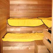 リノベーション A邸 洗面所の横にサウナをつくる
