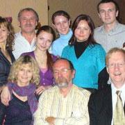 2009, Екатеринбург, Всероссийская научная школа для молодежи
