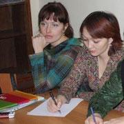 2010, заседание кафедры