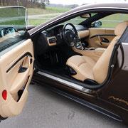 Maserati Interieur