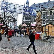 Weihnachtsmarkt in Aachen 05. Dez. 2013