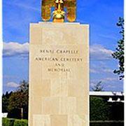 amerikanischer Soldatenfriedhof, Mai 2013