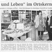 2011 Kunst & Leben als Künstler WG
