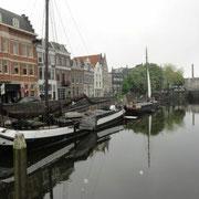 Der historische Delfshaven