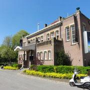 Der Startpunkt des Cache Het Park.