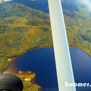 Ausblicke auf den Regenwald und Seen