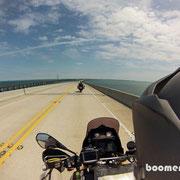 11km Brücke - die 7 Mile Bridge