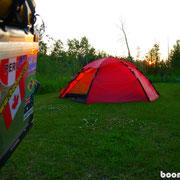 Geniale Campspots...