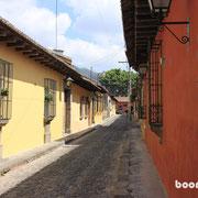 Die Gassen Antiguas
