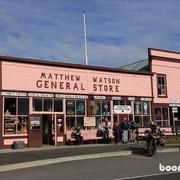 General Store - diesmal meist nur Souvenirs