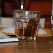 der legendäre Sourtoe-Cocktail