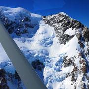 Neuseelands höchste Berge hautnah