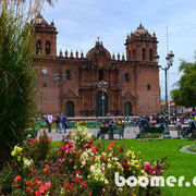 Cathedrale in Cusco