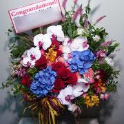 フラワーアレンジメント 15,000円 おまかせ(花材、お届け先にあわせます)