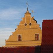 Westlicher Rathausgiebel
