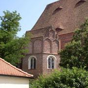 Detail St. Marien Kirche