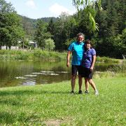 Badeteich Freizeitanlage Krumau