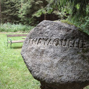 Thaya-Quelle