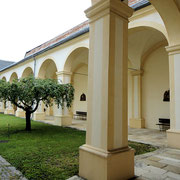 Kreuzgang Basilika Loretto