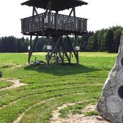 Rastplatz Labyrinth