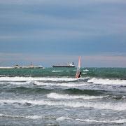 Sottomarina/Chioggia Strandabschnitt